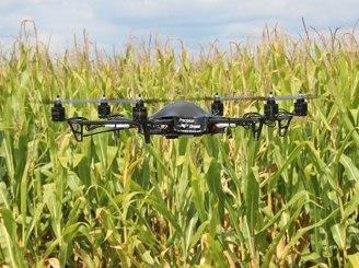 Precision-drone